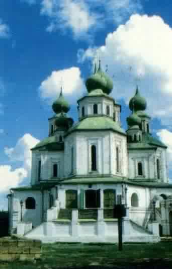 Церковь в Старочеркасске